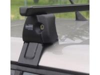 Strešný nosič Škoda Rapid liftback - Diheng UPL 005 oceľový